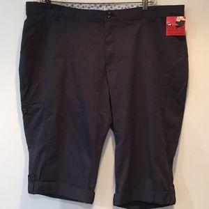 Lee Blue Comfort Fit Stretch Skimmers 24W Medium